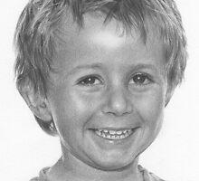 A4 Portrait Commission (Jaz) by Sami Thorpe