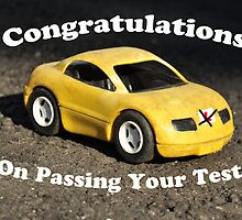 Driving Test Pass by rhian mountjoy