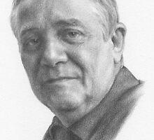 Portrait Commission (John) by Sami Thorpe