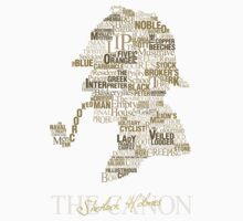 Sherlock Holmes The Canon Kids Clothes