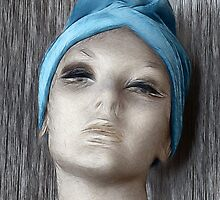 Blue Turban by suzannem73