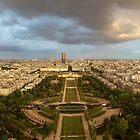 Eiffel Tower View by tedlin