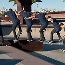 Front Blunt Sequence by Chris Stokes