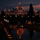 Victoria Legislative Building, BC. CANADA (please view large) by AnnDixon