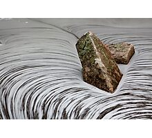 A Swell Swirl Photographic Print