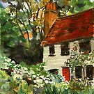 Cottage at the top of Pump Hill by picketty