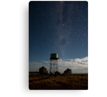 Tower to the Stars Canvas Print