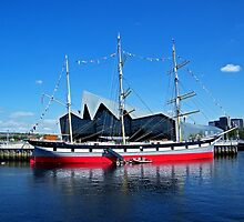 Glenlee Glasgow by jimsimages