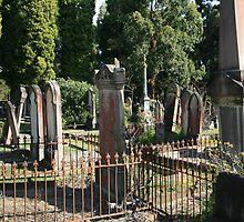 Necropolis Walk by Adara Rosalie
