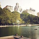 Summer - Central Park by Vivienne Gucwa