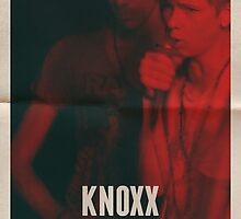 Knoxx, Live in Reading 2011 by rickytanner