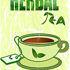 Green tea (8629 Views) by aldona