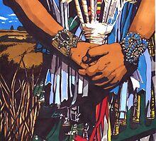 Ojibwa  by James  Guinnevan Seymour
