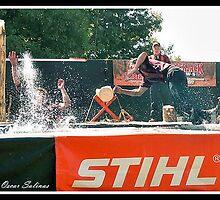 Indiana State Fair 1 by Oscar Salinas