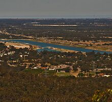 Champion Lakes Western Australia by Gerrart