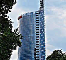 Latvija, big useless building. by queenxtc