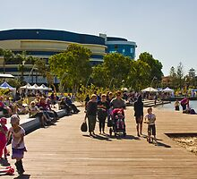 Jack Evans Boat Harbour family day 2011 by Gavin Lardner