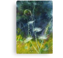 White Flower 2 Canvas Print
