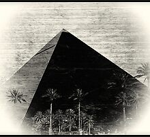 A Spectre, A Pyramid, A Mirage by Mansibhatia