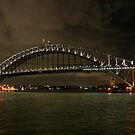 Sydney Harbour Bridge by footsiephoto