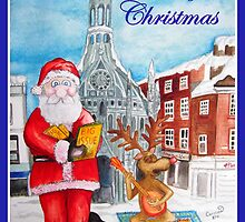 Santa tours West Sussex - Chichester by Corrina Holyoake