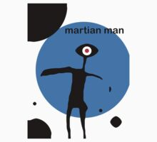 Martian Man by swissman