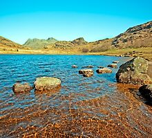 Beautiful Blea Tarn by John Hare