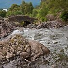 Ashness Bridge - Lake District by Bartosz Chajek