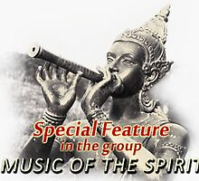 Banner for Special Feature in Music of the Spirit by Baina Masquelier