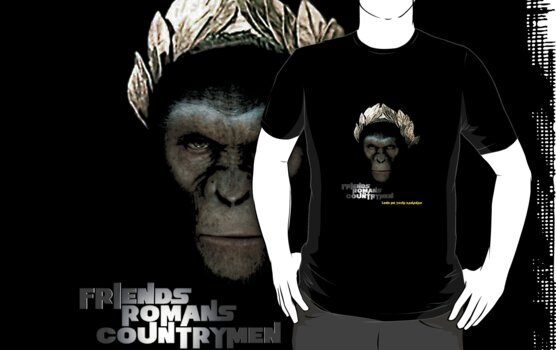 Caesar - Rise Of The Planet Of The Apes by PheromoneFiend