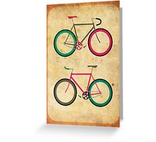 MGT Bikes ~ Series 3 Greeting Card