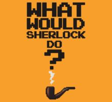 What Would Sherlock Do? by audrienne
