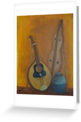 Strings by Phyllis Frameli