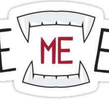 True Blood - Bite me Sticker