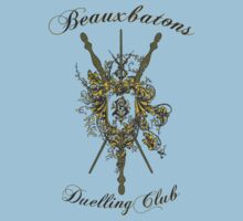 Beauxbatons Duelling Club (Colour) by Mouan