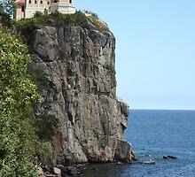 Split Rock Lighthouse by ljaksha
