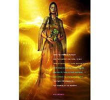hopi prophecy Photographic Print