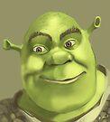 Shrek by Nigel Silcock