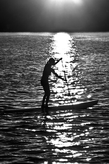 Paddle Boarding by jules572