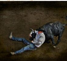 At the Rodeo by Barbara Manis