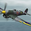Hawker Typhoon by Walter Colvin