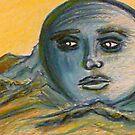 Proche de la lune by lilynoelle
