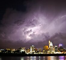 Electric Sky by Stenger