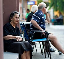 Daily life on Lesbos .. by Snapshooter