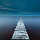 The jetty by Kim Hansen
