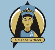 Science Officer Nefertiti by sirwatson