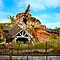 Splash Mountain by Rechenmacher