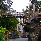 Tarzan's Treehouse by Rechenmacher