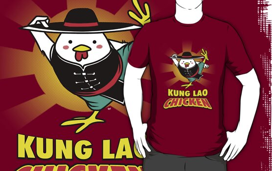 Kung Lao Chicken by ninjaink