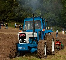 118 Roadless Tractor by Jon Lees